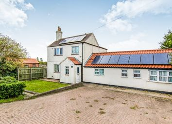 Thumbnail 4 bed detached house for sale in Main Road, New Bolingbroke, Boston