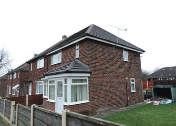 Thumbnail 2 bed semi-detached house for sale in Crompton Close, Radcliffe, Manchester