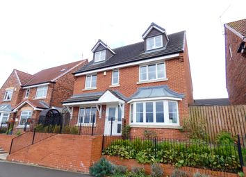Thumbnail 6 bed detached house for sale in Windermere Drive, Skelton