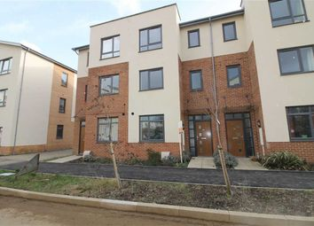 Thumbnail 5 bed town house to rent in Langham Way, Ashland, Milton Keynes