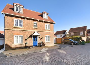 Thumbnail 6 bed detached house for sale in Atkinson Road, Hawkinge, Folkestone