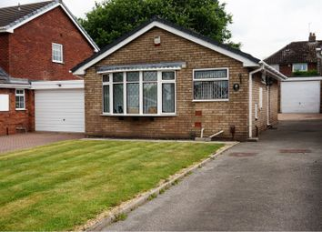 Thumbnail 2 bed detached bungalow for sale in Meigh Road, Stoke-On-Trent