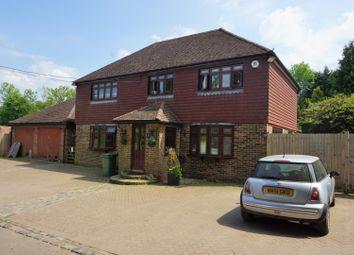 Thumbnail 4 bed detached house for sale in Deerleap Lane, Sevenoaks