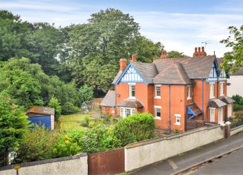 Thumbnail 4 bed semi-detached house for sale in Main Street, Long Eaton, Nottingham