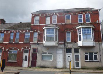1 bed flat for sale in Bethania Street, Maesteg, Bridgend. CF34