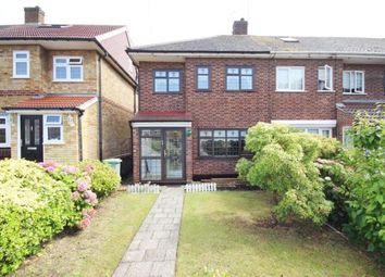 Thumbnail 3 bed terraced house to rent in Karen Close, Rainham