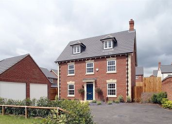 Thumbnail 5 bedroom detached house for sale in Hallowell Fields, West Haddon, Northampton
