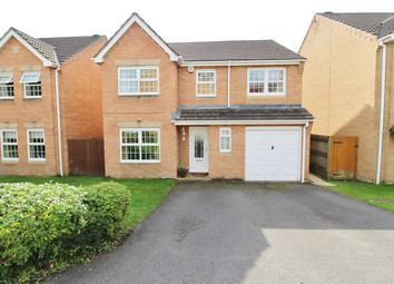 Thumbnail 4 bed detached house for sale in Great Oaks Park, Rogerstone, Newport