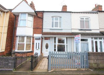 Thumbnail 2 bed terraced house for sale in Station Road, Earl Shilton, Leicester