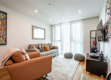 Thumbnail 2 bed flat for sale in Altitude Point, 71 Alie Street, London