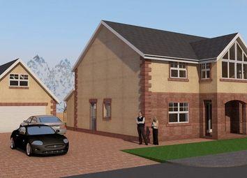 Thumbnail 5 bed property for sale in Inchneuk Road, Glenboig, Coatbridge