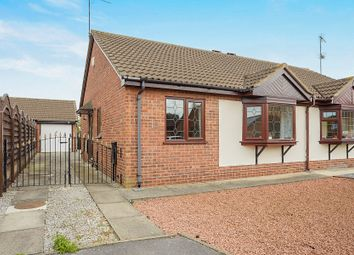 Thumbnail 2 bed semi-detached bungalow for sale in Willerby Carr Close, Hull