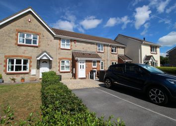 Thumbnail 2 bed terraced house for sale in Heather Walk, Ivybridge