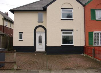 Thumbnail 3 bed semi-detached house to rent in Caunce Street, Layton