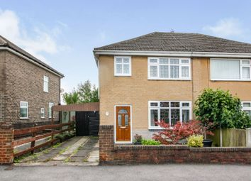 3 bed semi-detached house for sale in Dannah Crescent, Butterley, Ripley DE5