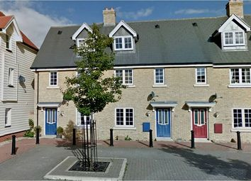Thumbnail 3 bed town house for sale in Weetmans Drive, Colchester, Essex, United Kingdom.