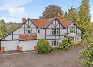 Thumbnail 6 bed detached house for sale in Petworth Road, Haslemere, Surrey