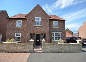 Thumbnail 4 bed detached house for sale in Acacia Way, Edwalton, Nottingham