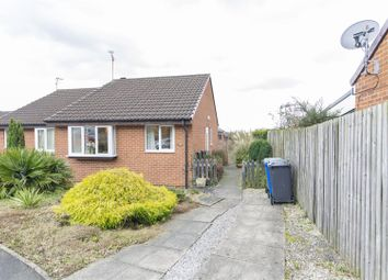 Thumbnail 2 bed semi-detached bungalow for sale in Craggon Drive, New Whittington, Chesterfield