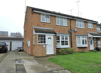 Thumbnail 3 bed end terrace house for sale in Waylands, Swanley