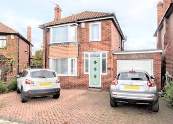 Thumbnail 3 bed detached house for sale in North Close, Royston, Barnsley