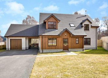 Thumbnail 4 bed detached house for sale in Patterson Place, High Burnside, Aviemore