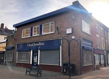 Thumbnail Retail premises to let in 2-4 New Street, Wellington, Telford, Shropshire