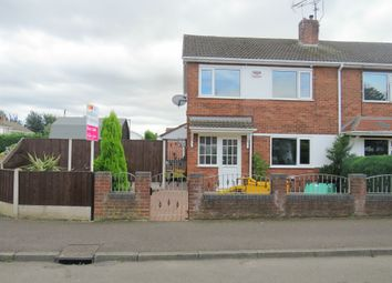 Thumbnail 3 bed semi-detached house for sale in Glenfield Avenue, Hexthorpe, Doncaster