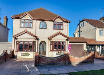 Thumbnail 5 bed detached house for sale in Carlton Avenue, Westcliff-On-Sea