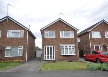 Thumbnail 3 bed detached house to rent in Pares Way, Ockbrook, Derby