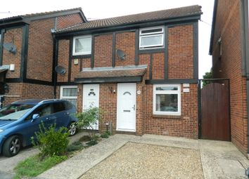 Amerden Way, Cippenham, Berkshire SL1. 2 bed end terrace house for sale