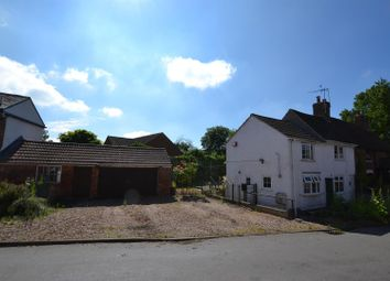 Thumbnail 2 bed semi-detached house for sale in London Lane, Wymeswold, Leicestershire