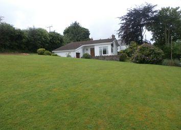 Thumbnail 3 bed detached bungalow for sale in Pontgarreg, Llandysul