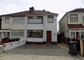 Thumbnail 3 bedroom semi-detached house to rent in Trent Ave, Roby, Liverpool