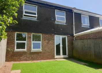 Thumbnail 3 bed terraced house to rent in Legis Walk, Plymouth