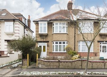 Thumbnail 3 bed semi-detached house for sale in Boston Gardens, Brentford, Middlesex