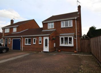 Thumbnail 4 bedroom detached house for sale in Gull Way, Whittlesey, Peterborough
