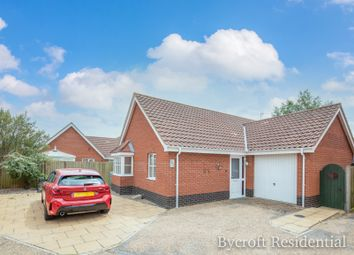 Thumbnail 2 bed detached bungalow for sale in Jenner Road, Gorleston, Great Yarmouth
