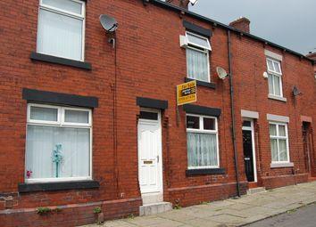 Thumbnail 2 bedroom terraced house for sale in Hardwick Street, Rochdale