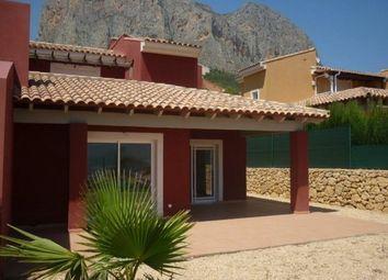 Thumbnail 4 bed villa for sale in Spain, Valencia, Alicante, Polop
