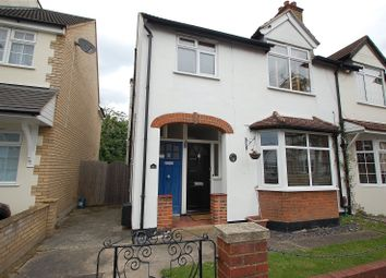 Thumbnail 2 bedroom maisonette for sale in Stanley Road, Hornchurch
