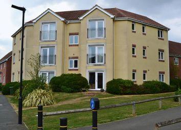 Thumbnail 2 bedroom flat for sale in Brickfield Close, Newport