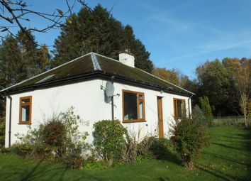 Thumbnail 2 bed cottage to rent in Millearne, Crieff