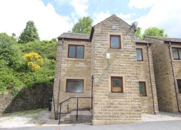 Thumbnail 3 bed detached house for sale in Hollins Road, Walsden, Todmorden