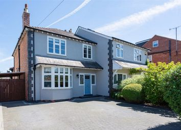 Thumbnail 4 bed semi-detached house for sale in Old Bath Road, Leckhampton, Cheltenham