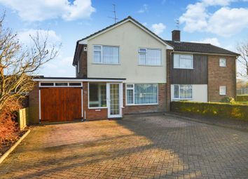 Thumbnail 3 bed semi-detached house for sale in First Avenue, Dunstable