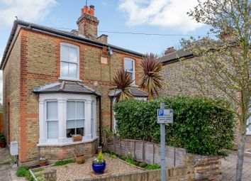 Thumbnail 2 bed semi-detached house to rent in Portland Road, Kingston Upon Thames