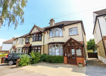 Thumbnail 3 bedroom end terrace house for sale in Elmfield Road, London
