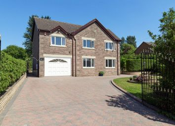 Thumbnail 5 bedroom detached house for sale in Folly Lane, Cheddleton