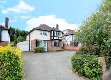 Thumbnail 4 bedroom detached house for sale in Crofton Road, Farnborough, Orpington
